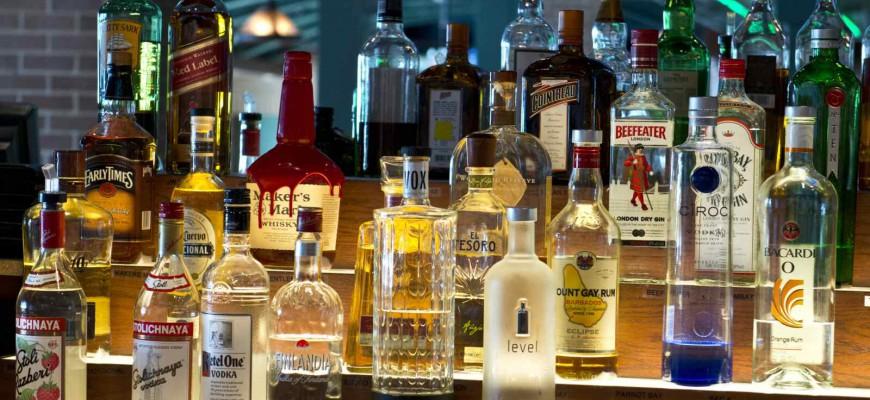 Kalorické tabulky - alkoholické a nealkoholické nápoje