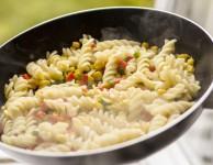Kalorické tabulky - těstoviny, rýže a další přílohy