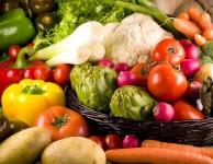 Kalorické tabulky - zelenina