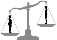 Základní vzorec pro výpočet BMI nijak nezohledňuje vliv věku nebo pohladí. Jiná interpretace výsledného BMI ale platí pro dospělé a pro děti.