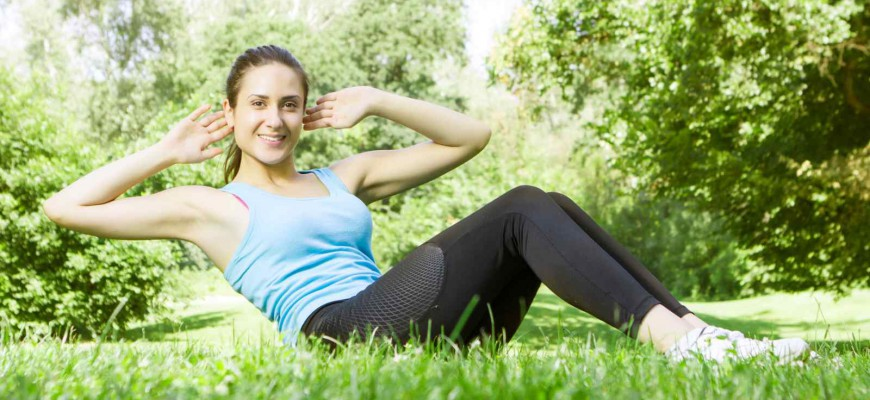 Jak nejlépe zhubnout v oblasti břicha a zbavit se břišního tuku
