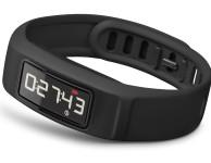 Fitness náramek Garmin Vívo Fit umí sledovat vaši aktivitu, a upozornit vás, když se dlouho nehýbete. Spočítá vám, kolik jste za den měli pohybu, jakou jste urazili vzdálenost, kolik jste spálili kalorií.