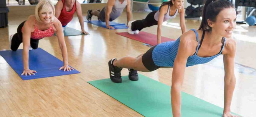 Contours je unikátní forma tréninku určená především právě pro ženy, které se snaží udělat něco pro svoje zdraví a shodit pár kilo.