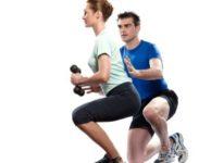 Abyste zhubnuli nohy, musíte vsadit na vhodnou kombinaci jídelníčku a cvičení.