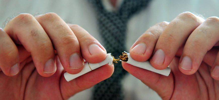 """Podle některých studií je pouze 5% lidí schopno přestat s kouřením """"jen tak"""" ze dne na den a vydržet to."""