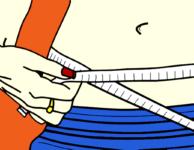 Pro zhubnutí tuku na břiše, je nejefektivnější zkombinovat vhodný jídelníček a pravidelné cvičení (pohyb).